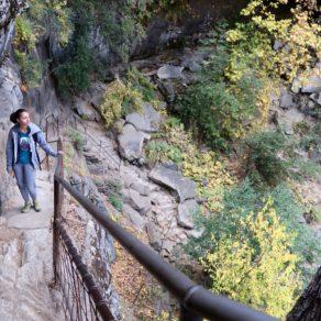 Road Trip familial - Yosemite