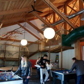 salle de jeux intérieur