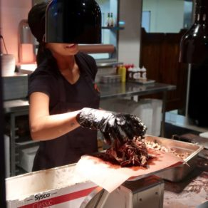 préparation viande
