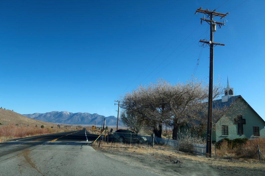 Benton Crossing Road