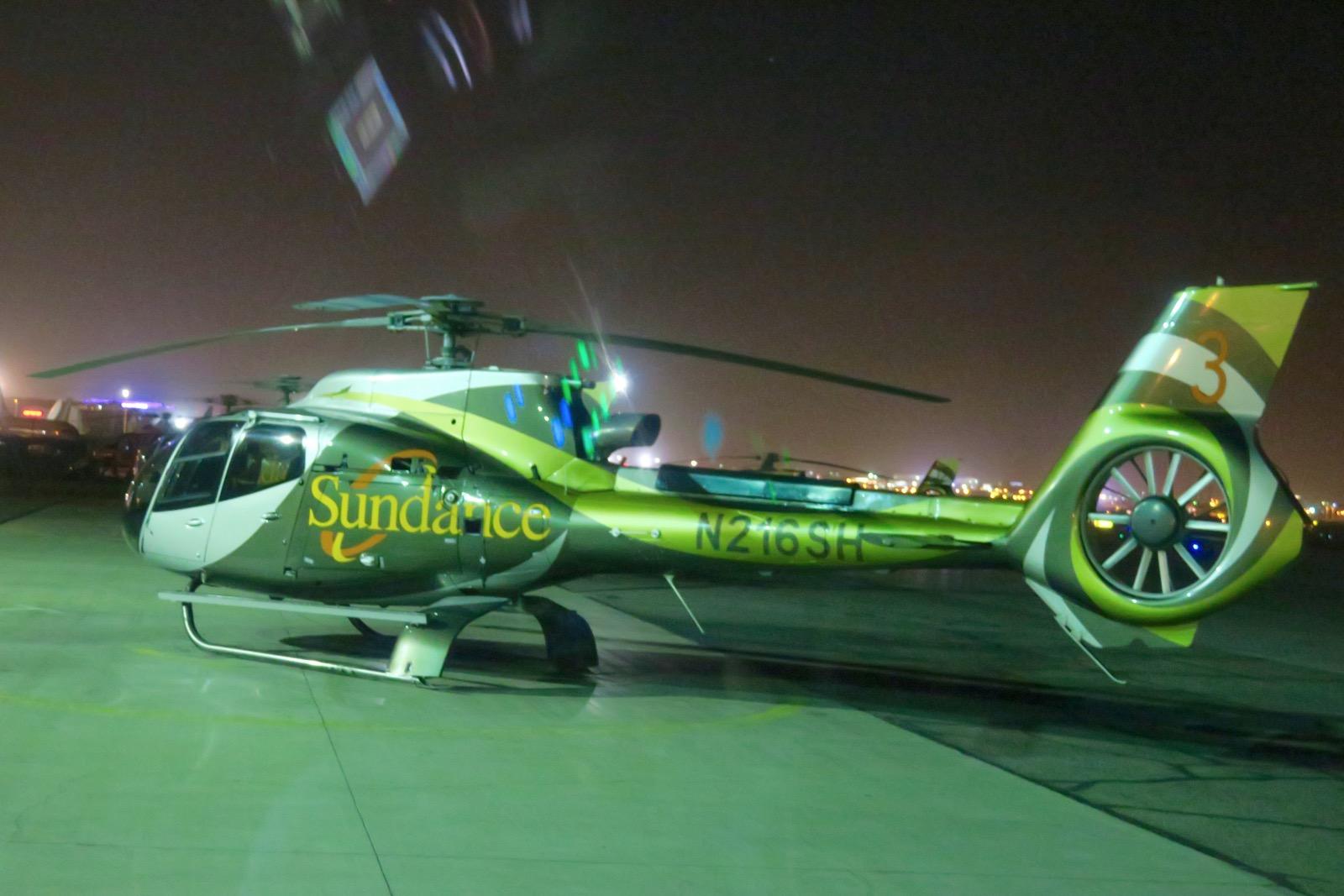 Hélicoptère H-130
