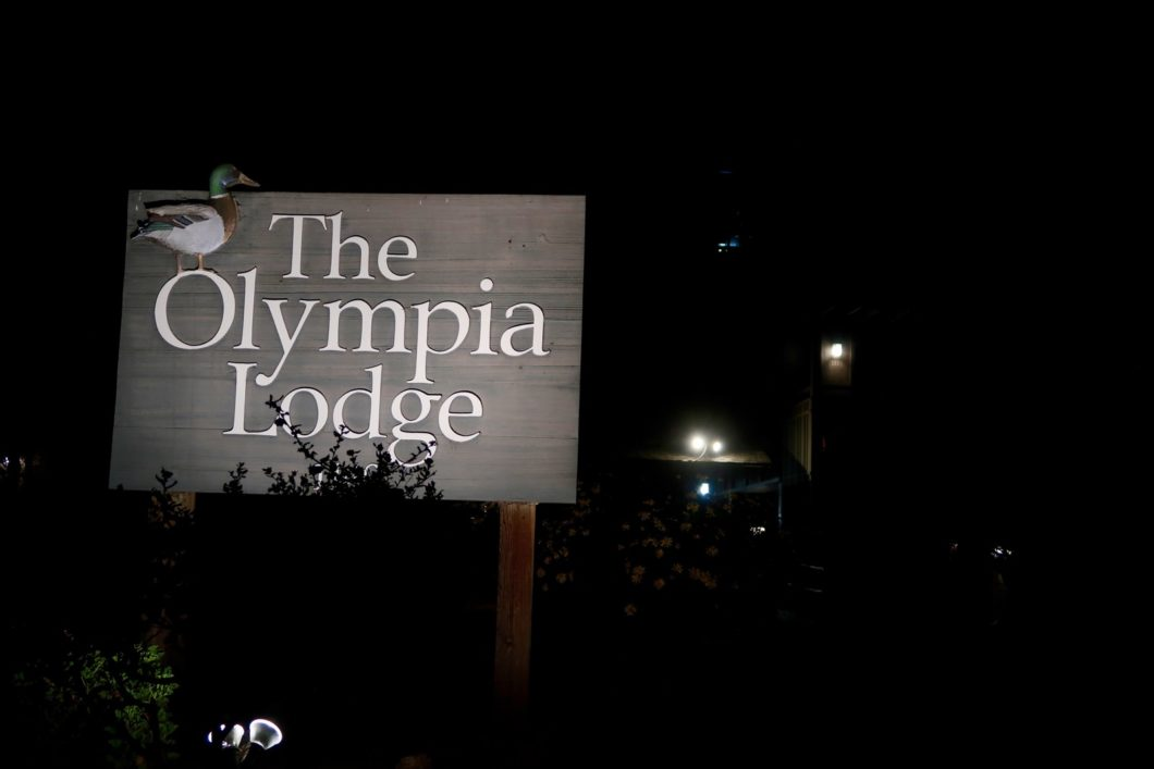 The Olympia Lodge