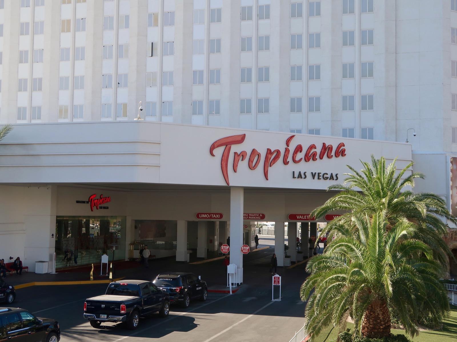 emplacement Tropicana