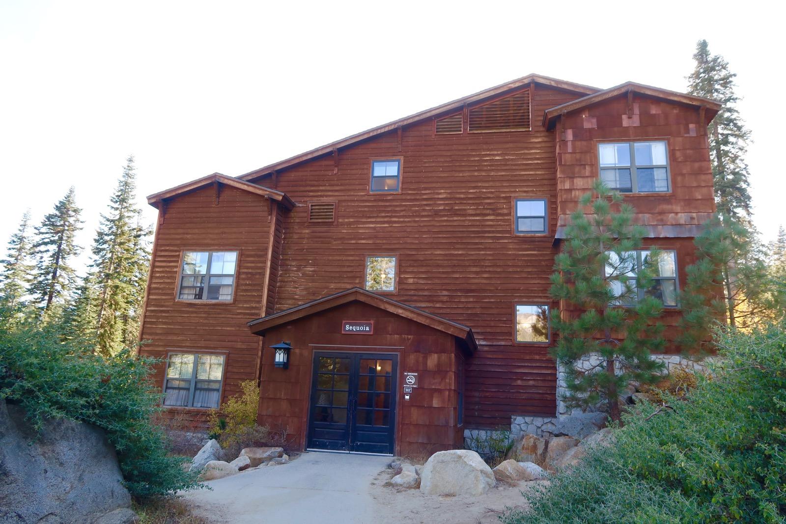 Séquoia Building