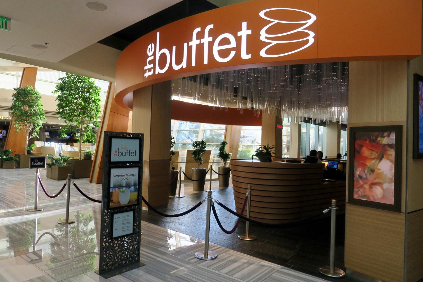 Buffet de l'Aria