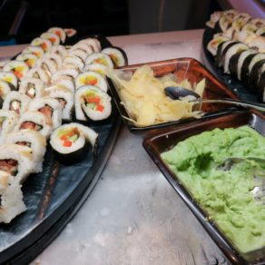 Différents buffets