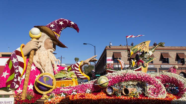 parade du Jour de l'An