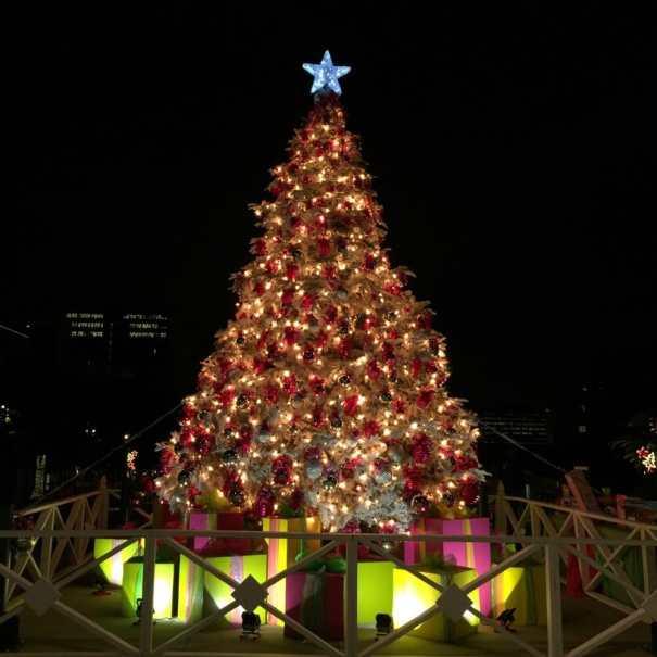 Sapin de Noël LA