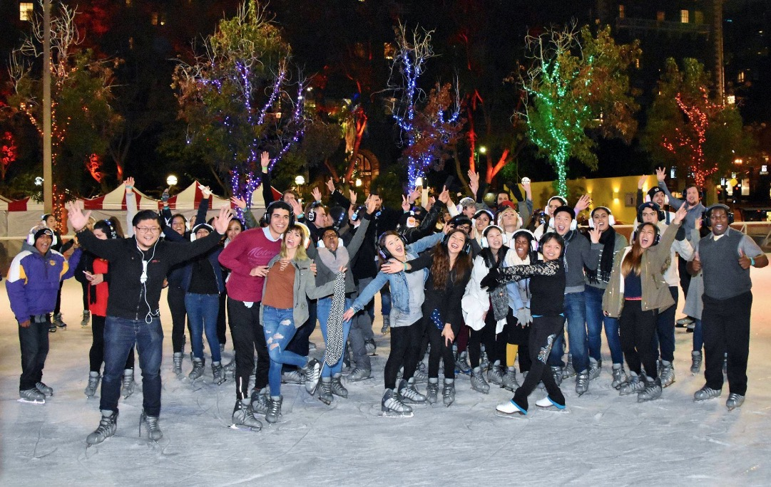 Patinoire Pershing Square
