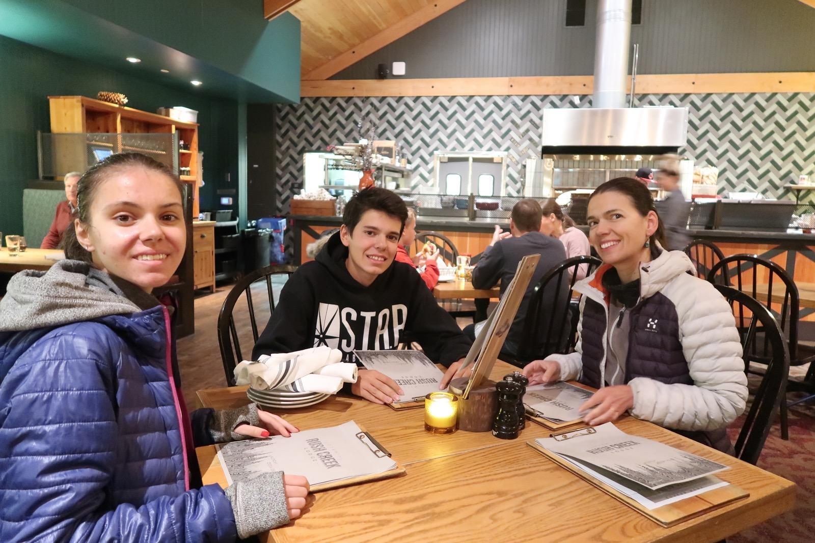 Rush Creek Lodge Dining