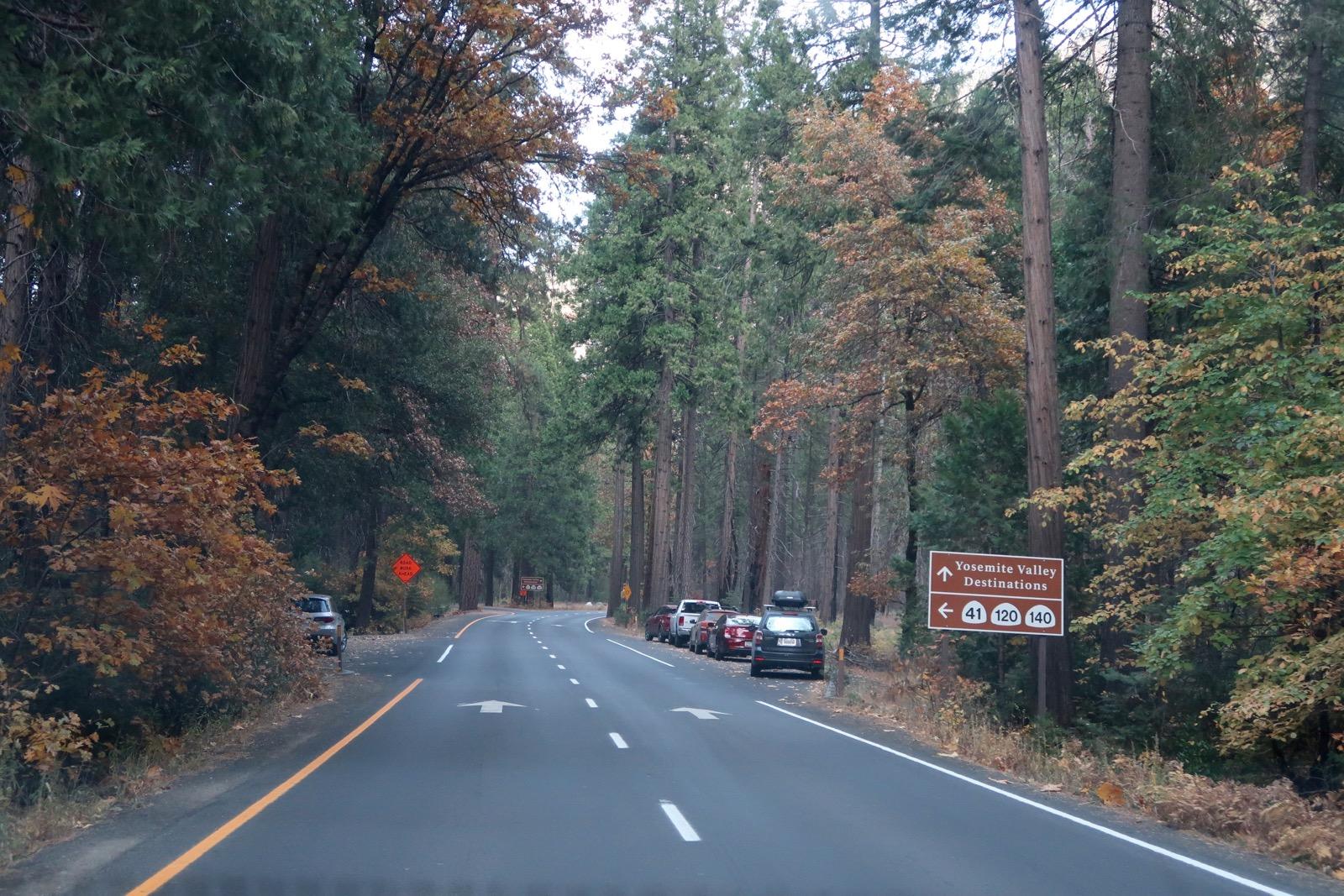 Wawona Road