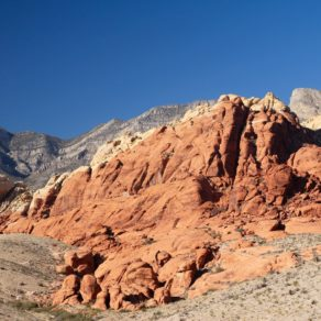 Red Rock Canyon autour de Vegas