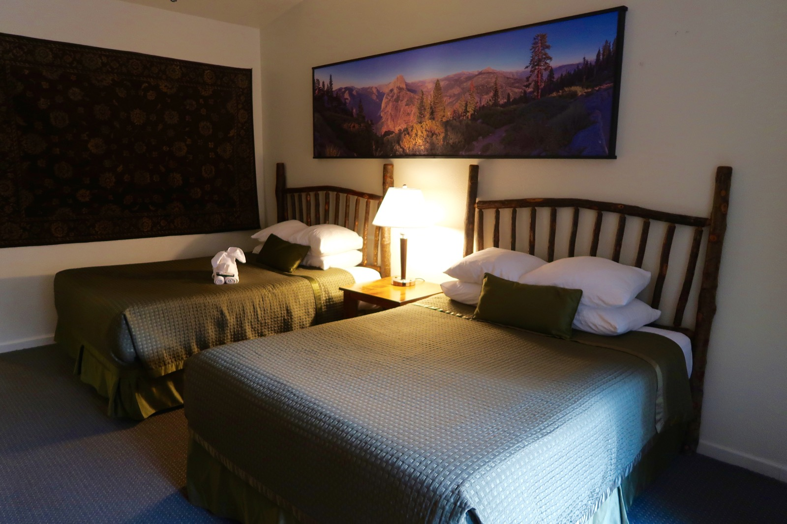chambre red bud lodge
