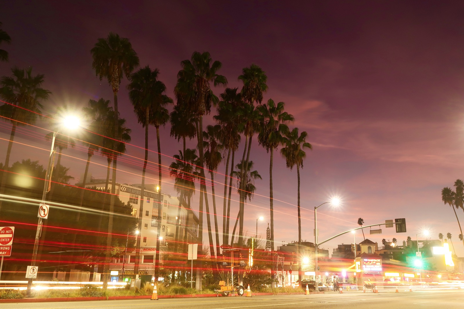 se loger à Los Angeles