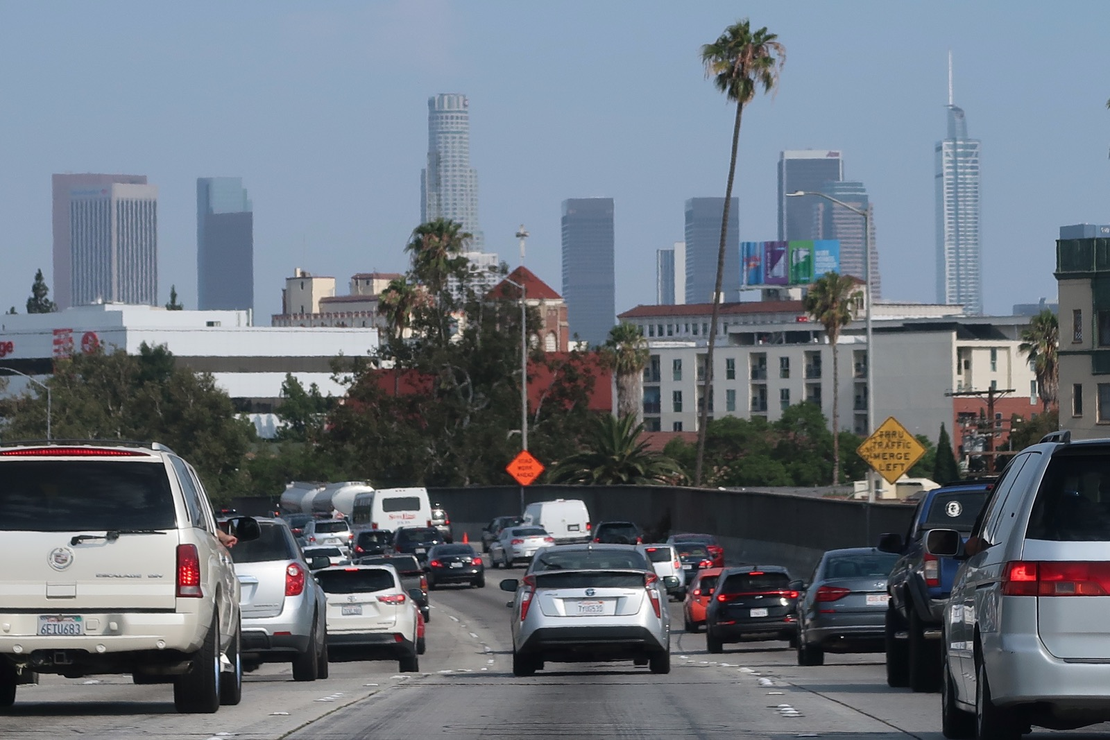 Loger à Los Angeles, Downtown LA