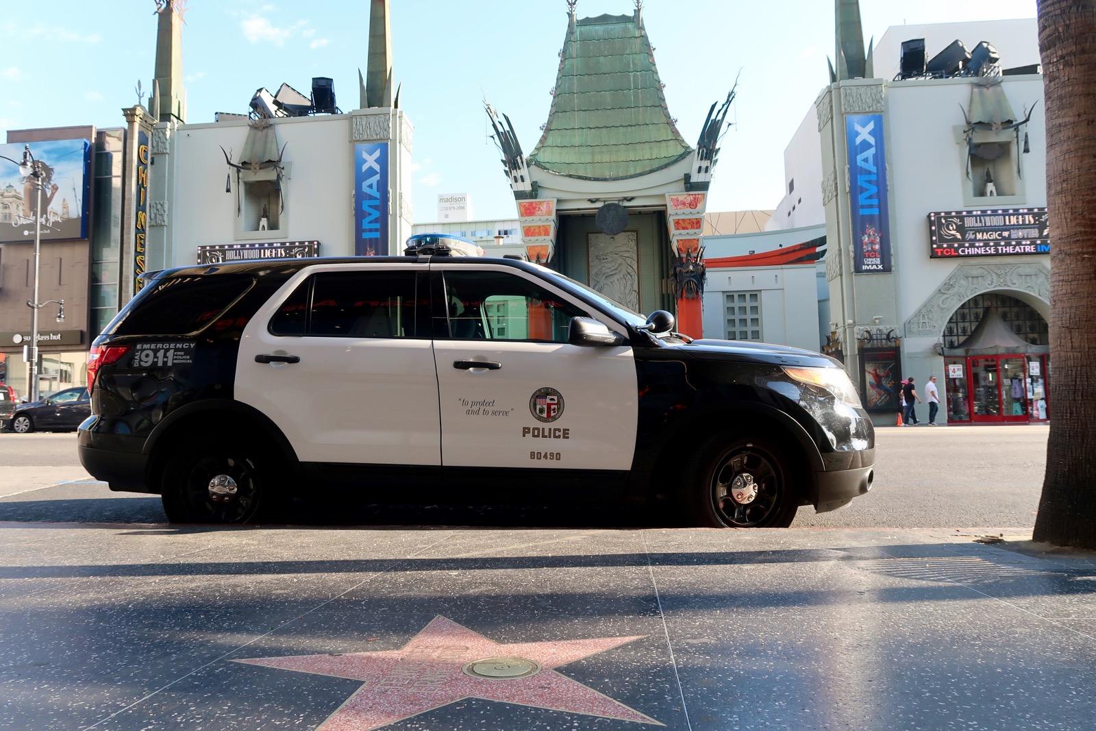 Loger à Los Angeles, Hollywood