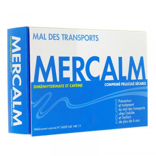 médicament mal des transports