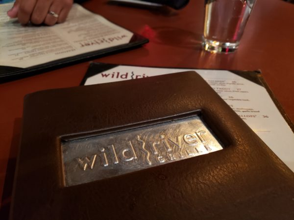 Wild Rive Grille