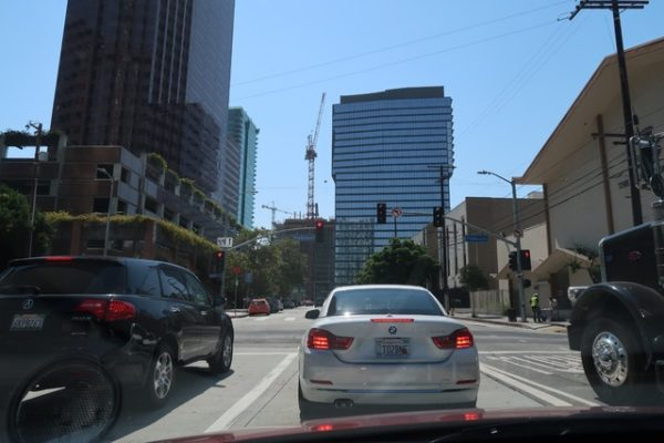 Photo de rue dans Downtown L.A