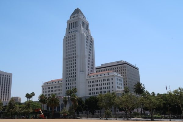 photo du City Hall de L.A