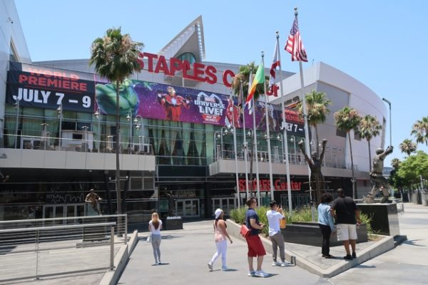 photo du Staples Center
