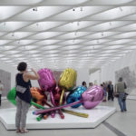 photo de l'intérieur de The Broad