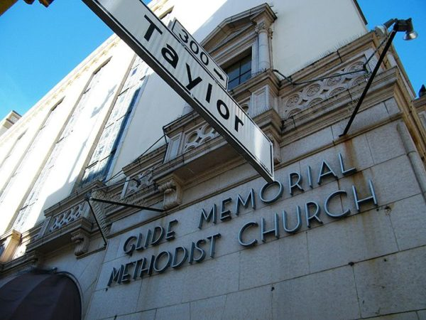 Glide Memorial Church san francisco