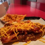 Chili Hot Dog Pink's
