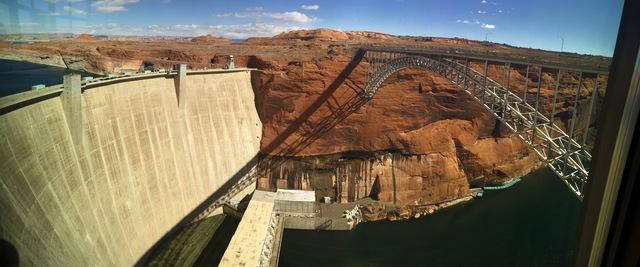 barrage Glen Canyon