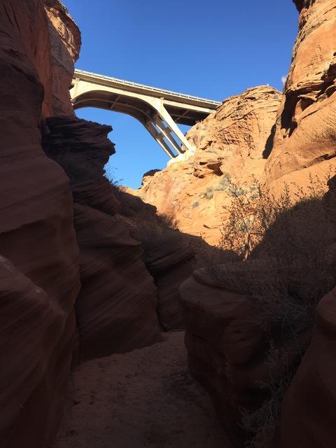 Waterholes Slot Canyon