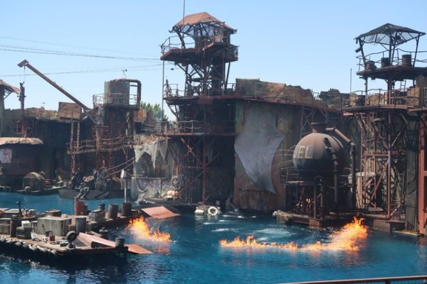 Water world Universal Studios