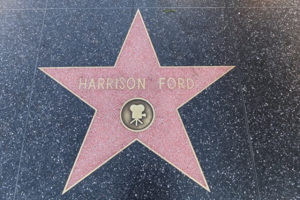 étoile de Harrison Ford