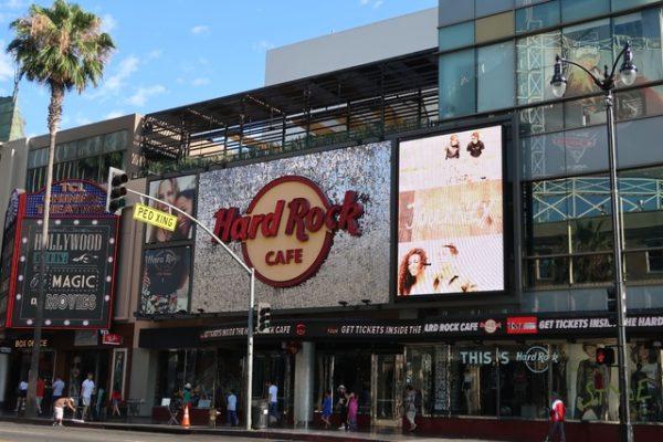 Hard Rock Café Hollywood