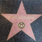 étoile de David Hasselhoff