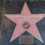 étoile des Los Angeles Dodgers