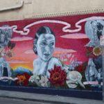 Street Art Hollywood Boulevard