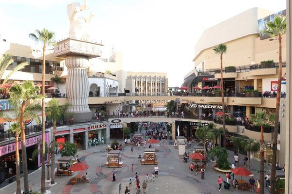 Centre commercial Hollywood & Highland