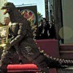 étoile de Godzilla