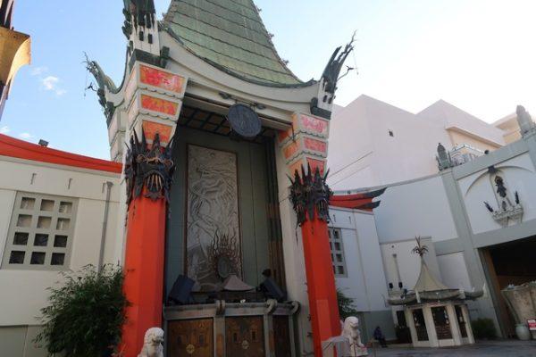 Grauman's Chinese Théatre