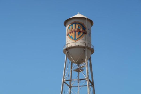 Château d'eau Warner Bros Studio