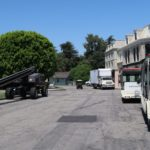 Backlot Warner Bros Studio