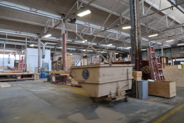 atelier bois Warner Bros Studio