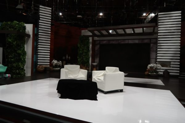 The Ellen Degeneres Show Warner Bros Studio
