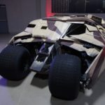 Batmobile Warner Bros Studio