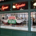 Central Perk Café Warner Bros Studio