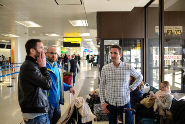 bagage aéroport etats unis