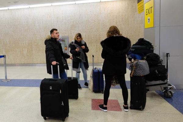 bagage aéroport iberia