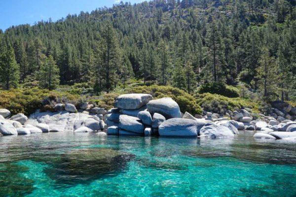 lake tahoe sand harbor kayak