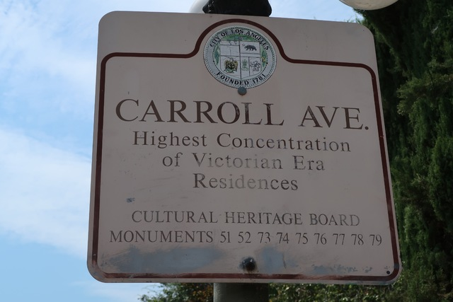 Carroll Ave
