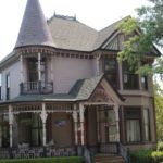 maison victorienne Carroll Ave
